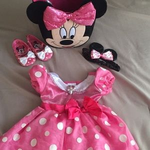 Minnie Mouse costume 18-24m perfect condition